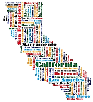 California Cities and Counties